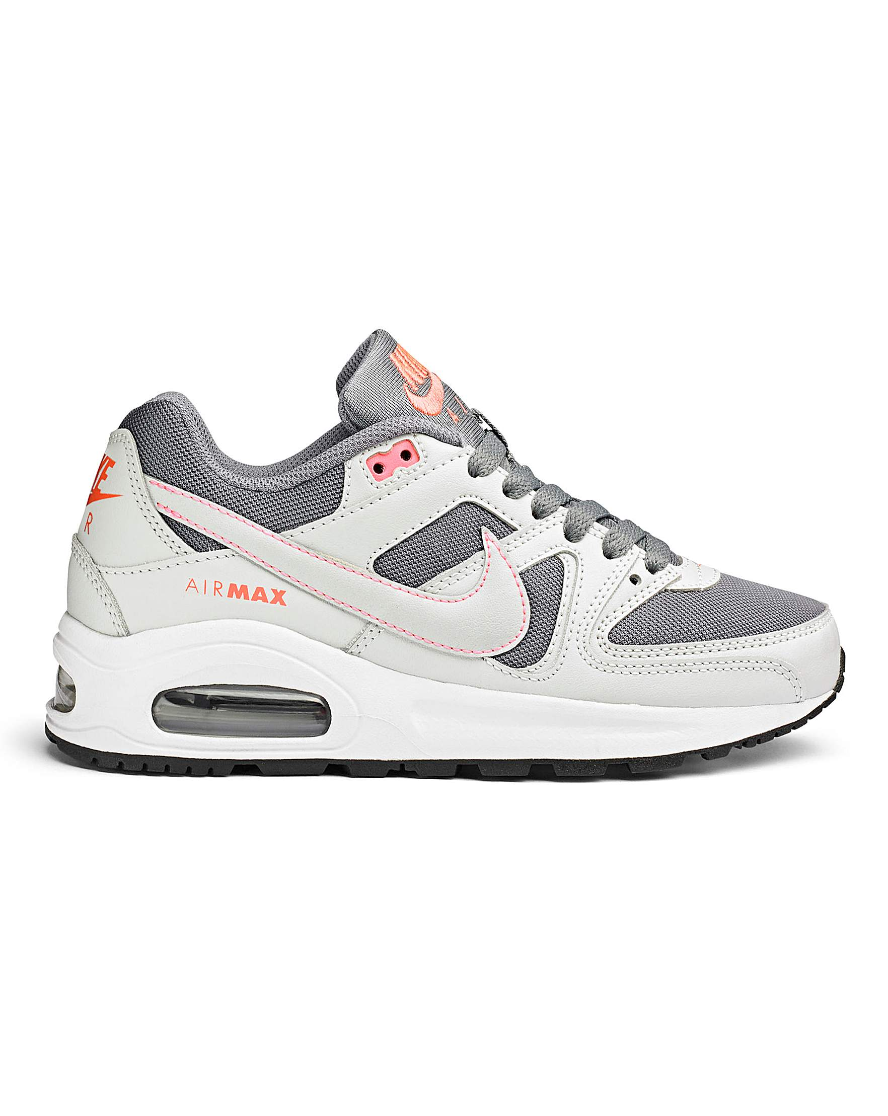a09433a236 Nike Air Max Command Flex GS Trainers | Premier Man