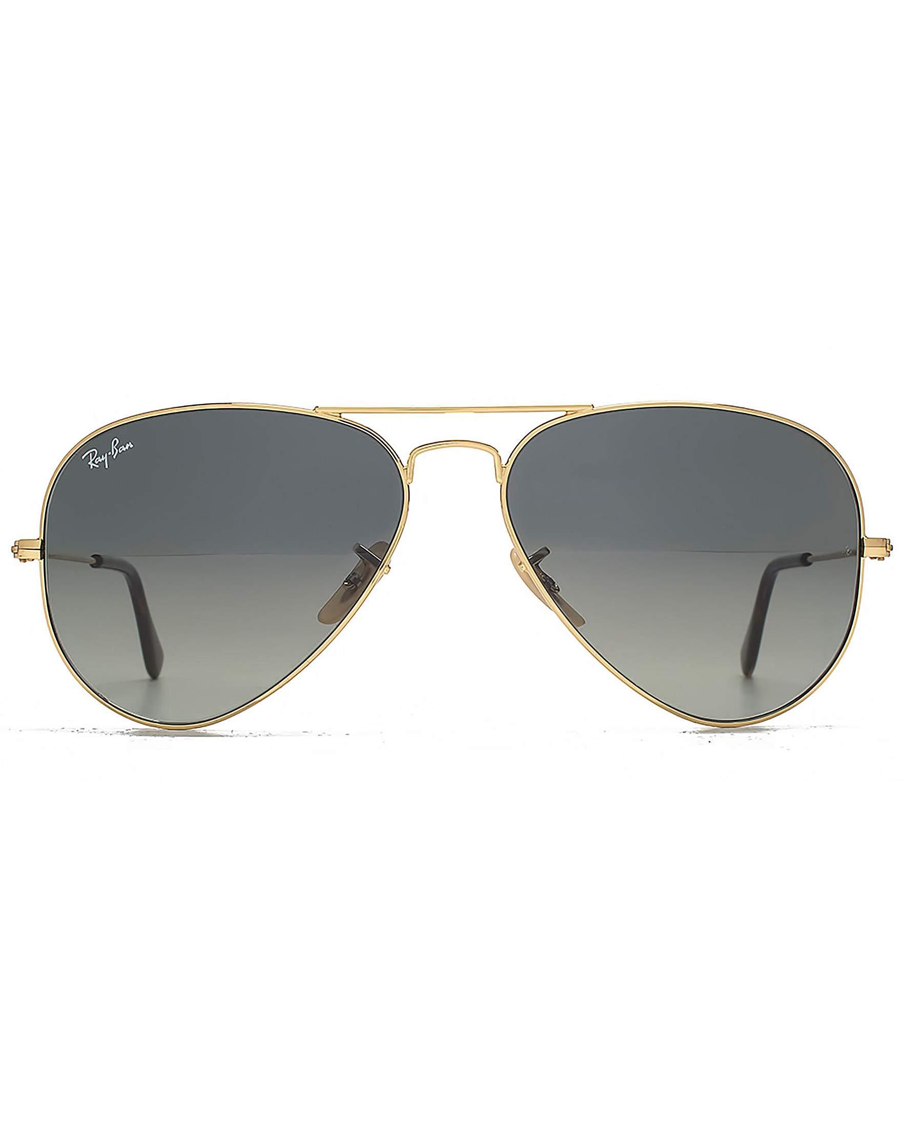 fdd425b1c4c Ray-Ban Classic Aviator Sunglasses