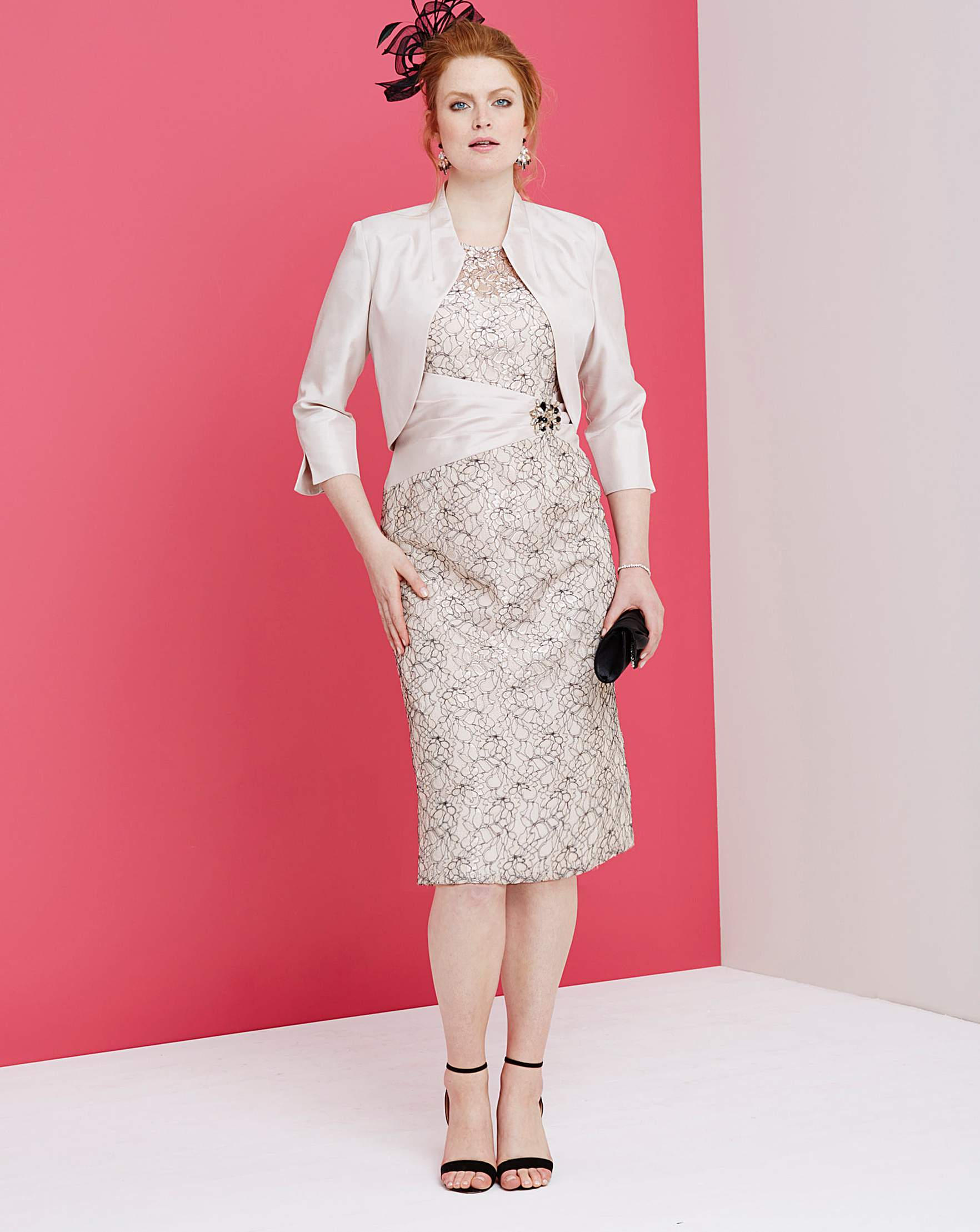 Nightingales Lace Dress and Jacket | Marisota