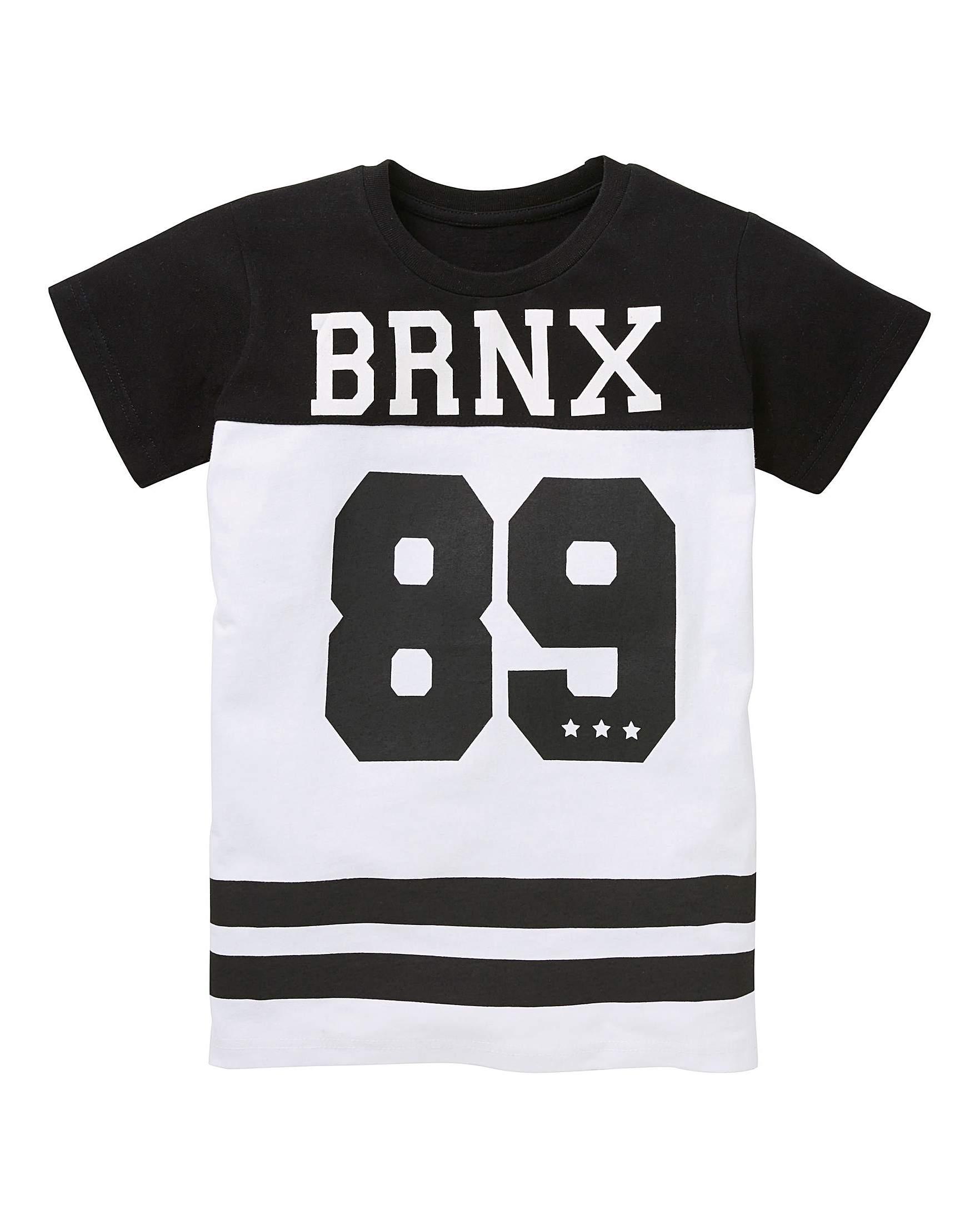 KD Boys Bronx T-Shirt  f8137f547a0