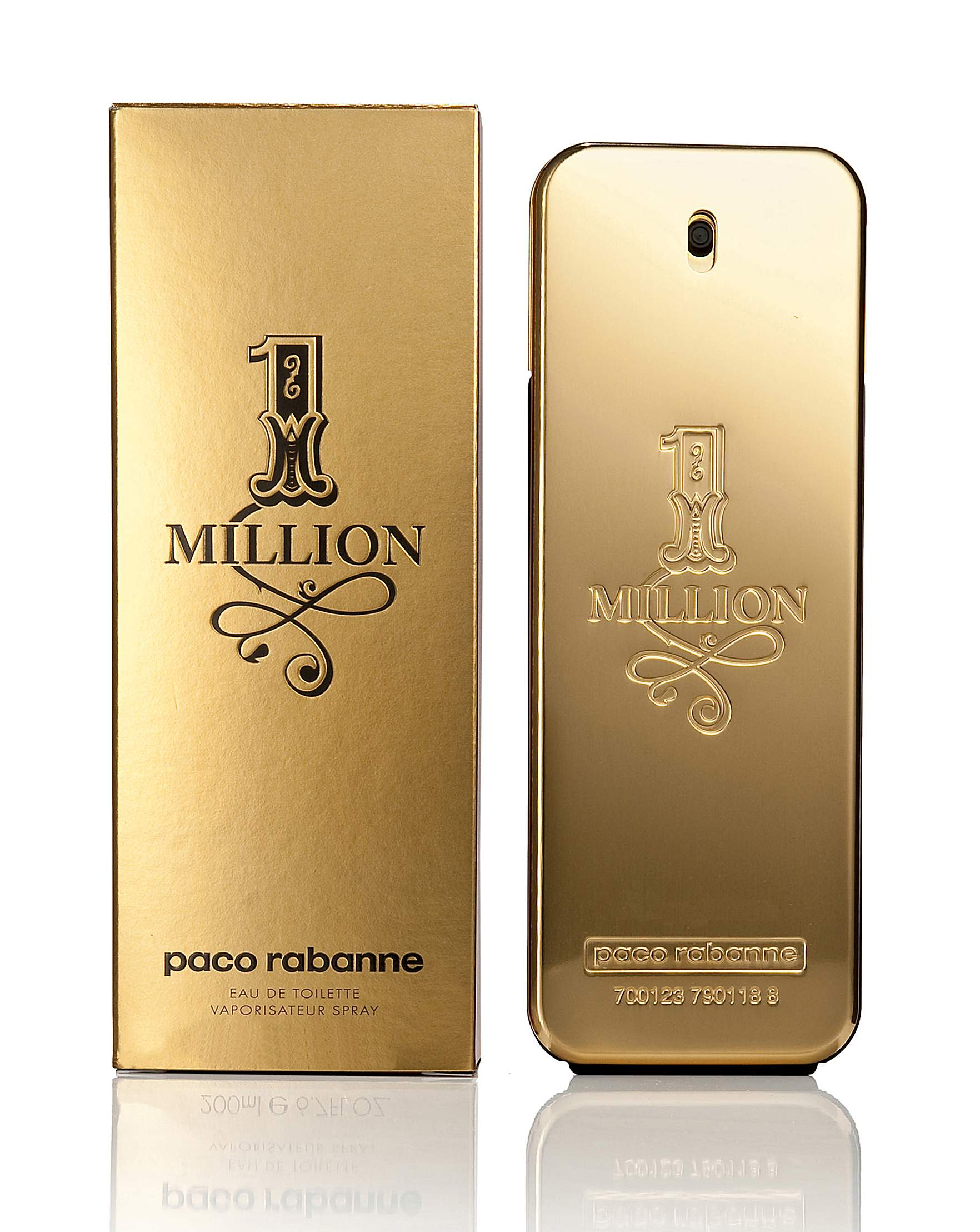 Paco Rabanne One Million 200ml Edt Jacamo