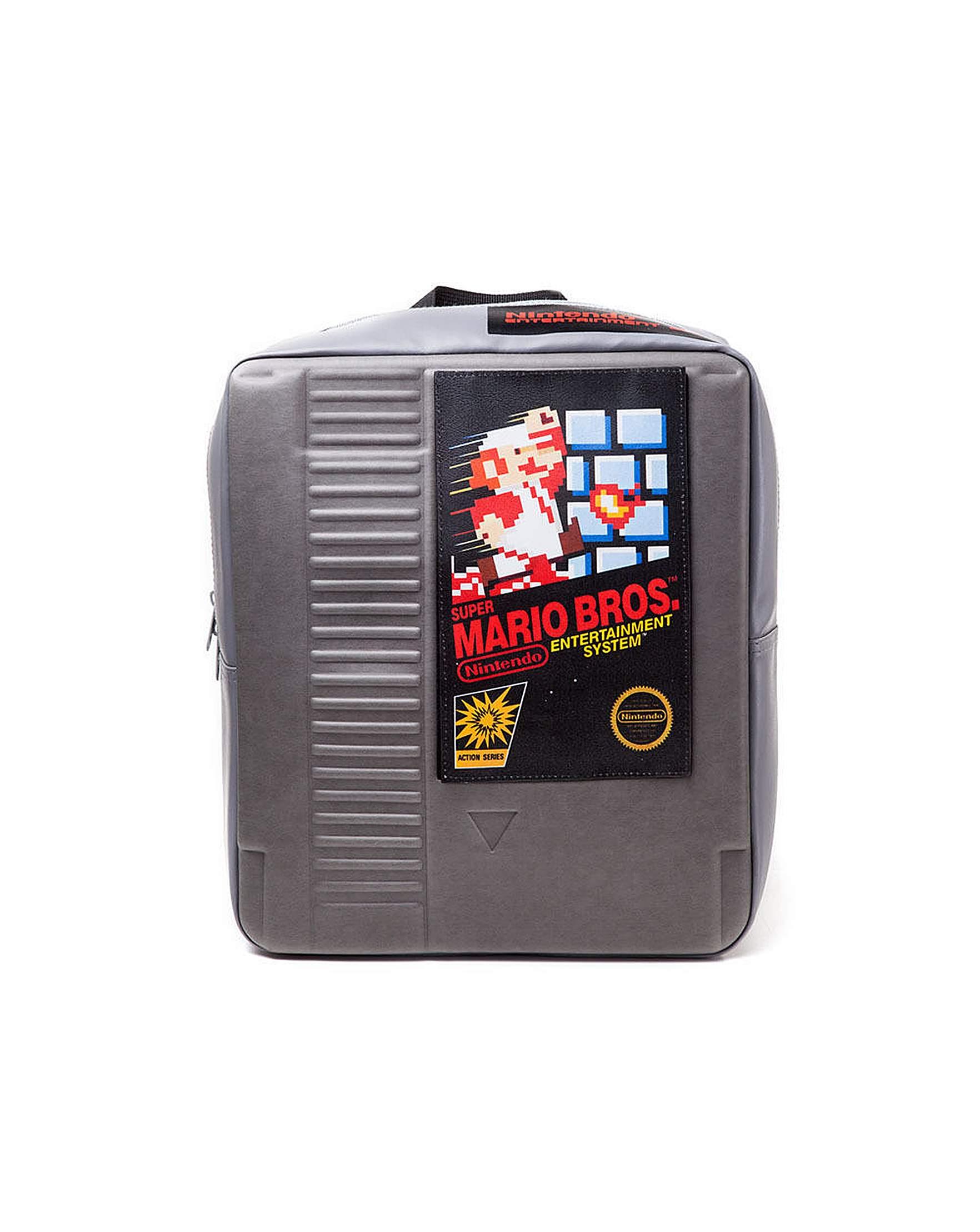 NINTENDO NES Cartridge Shaped Backpack  92de873477c8d