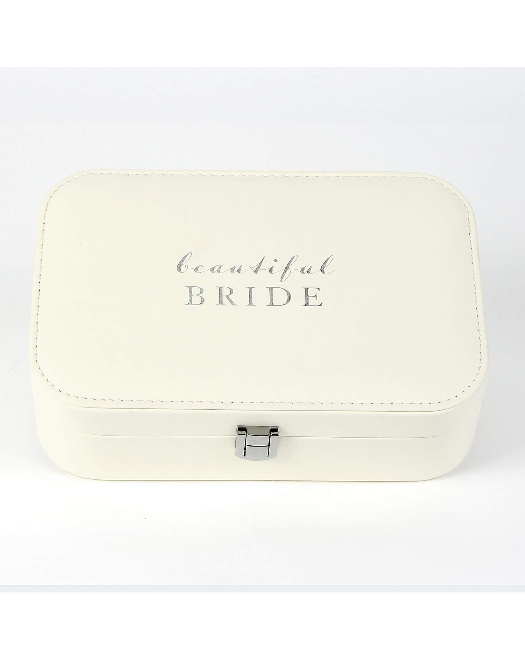 Beautiful Bride Jewellery Box for sale