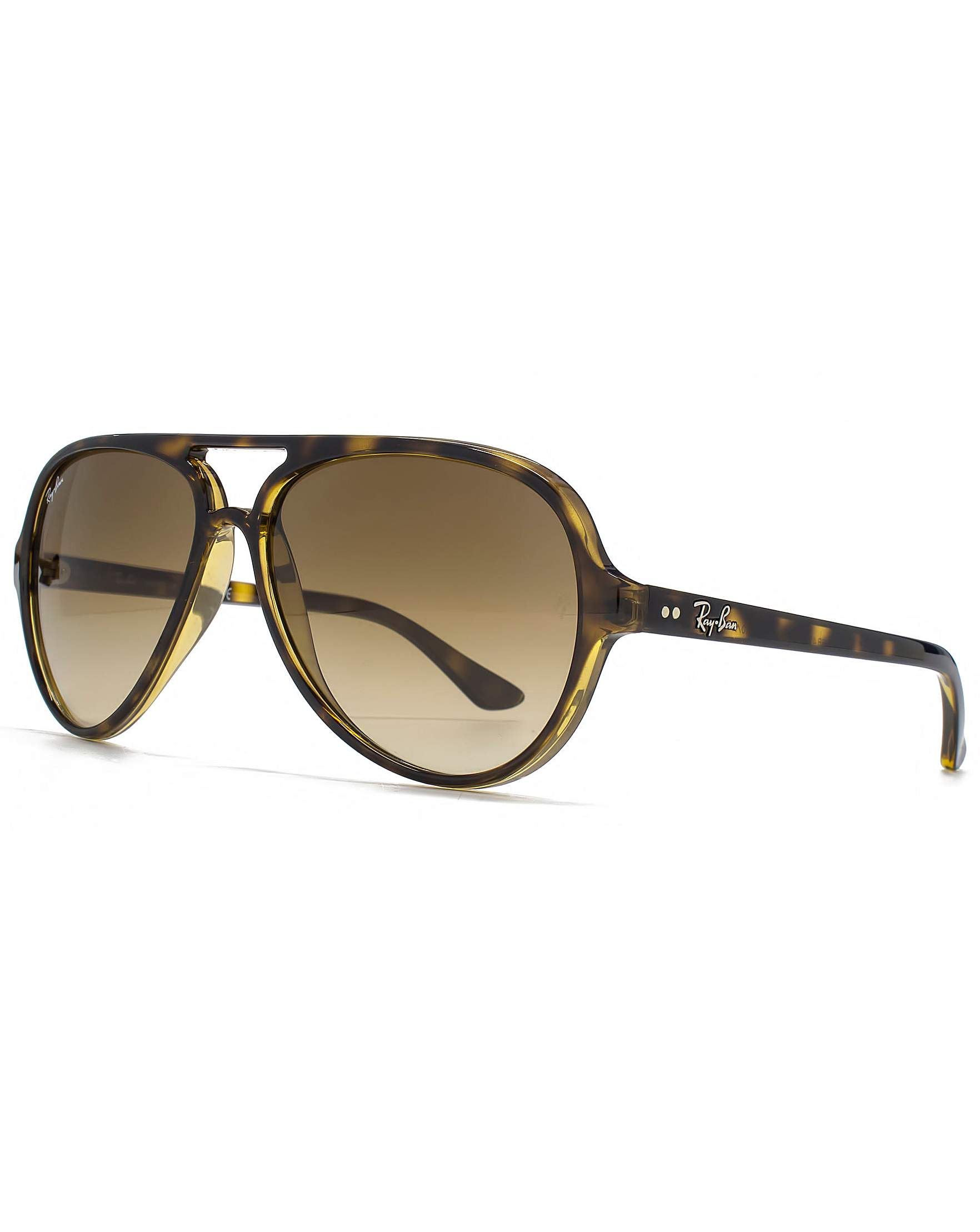 Ray-Ban CATS 5000 Aviator Sunglasses   Simply Be 994ee6fe39ff