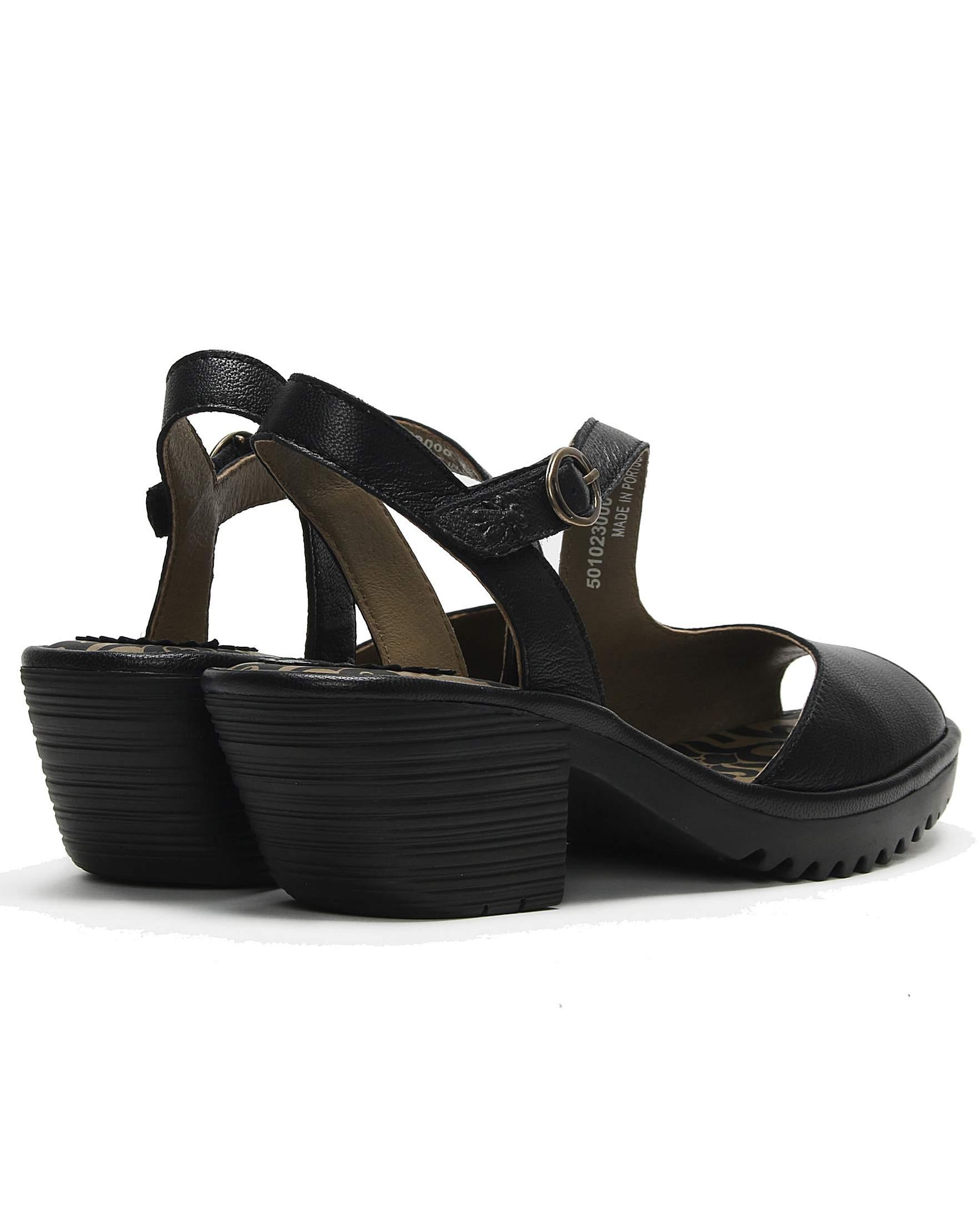 a9716a1492 Fly London Wyno Asymmetric Sandals | Premier Man