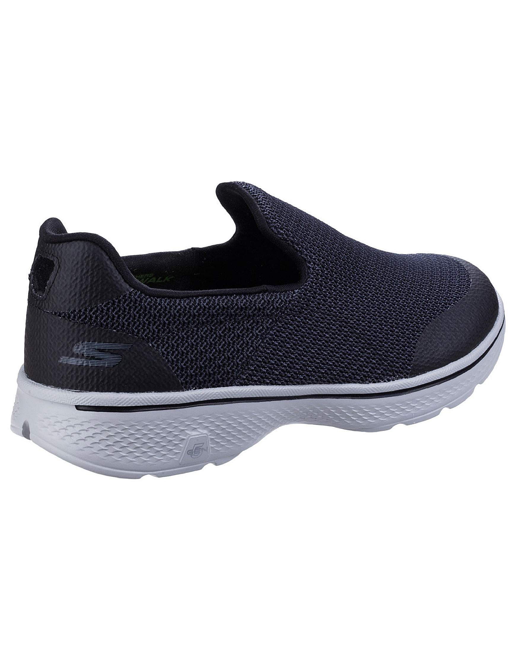 Skechers Go Walk 4 Expert Slip On  b438fcbbb4b