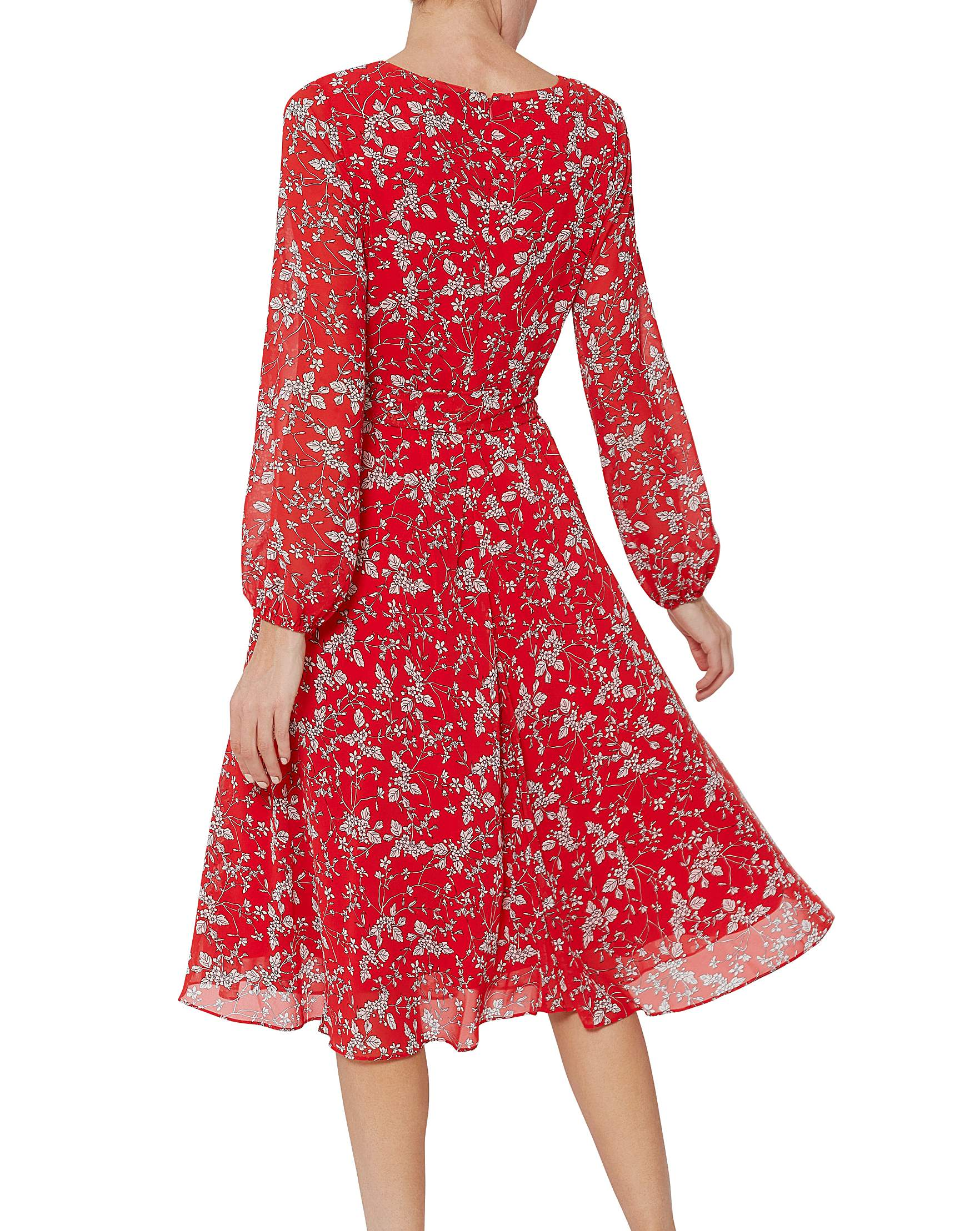 77b31721f802 Gina Bacconi Ridley Floral Dress | J D Williams