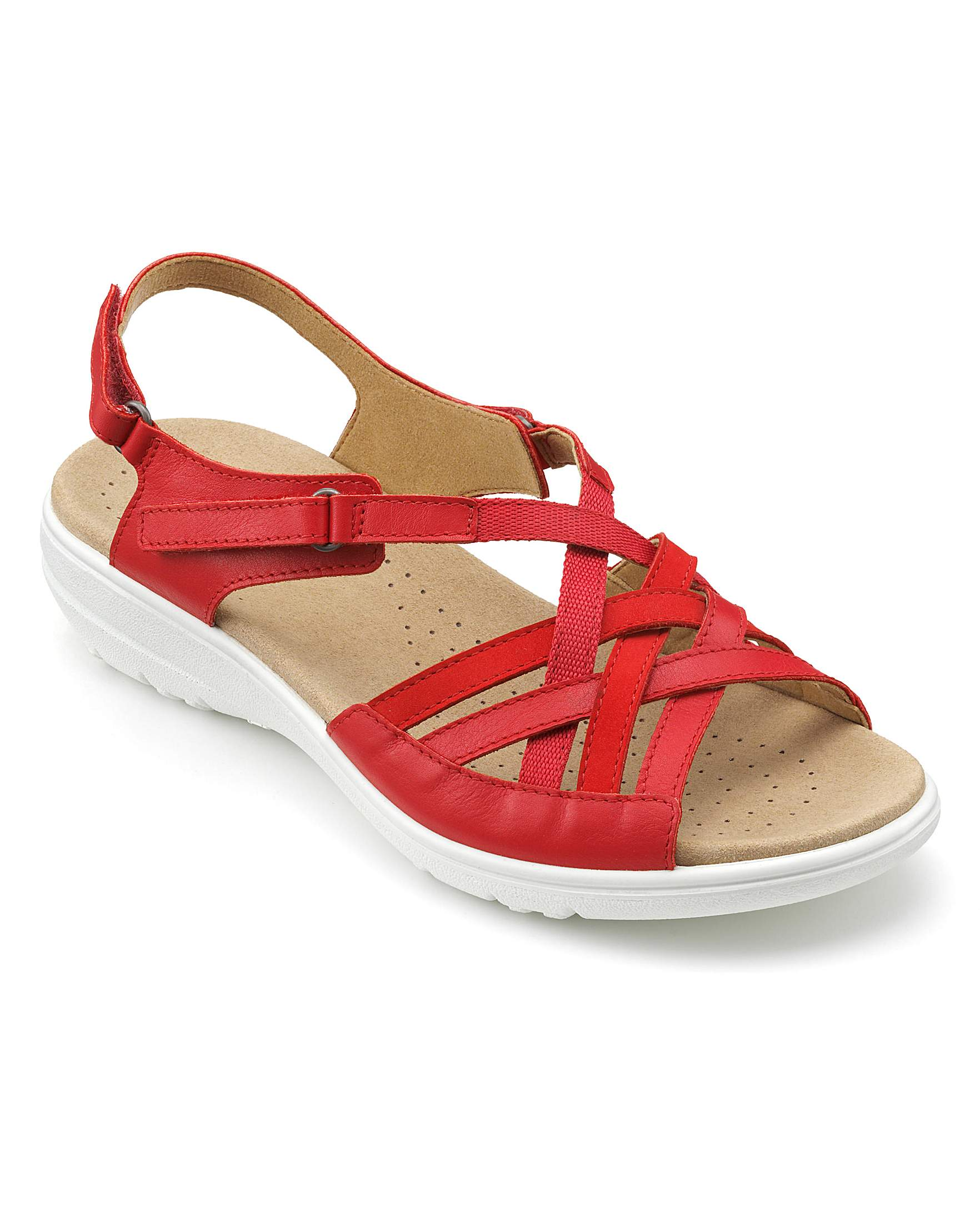 a6713cb7 Hotter Maisie Standard Fit Sandal | Oxendales