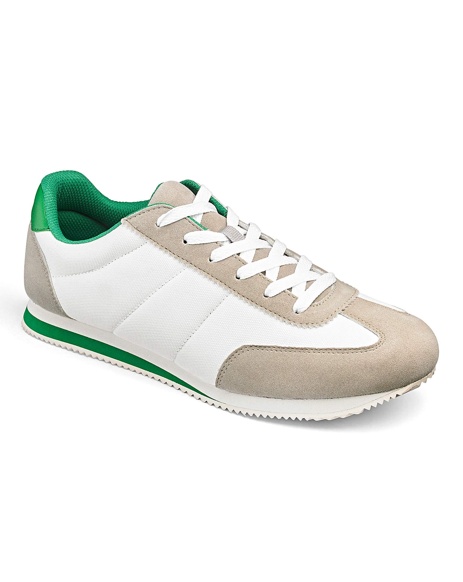 130d61cd1097 Capsule Active Lace up Trainers