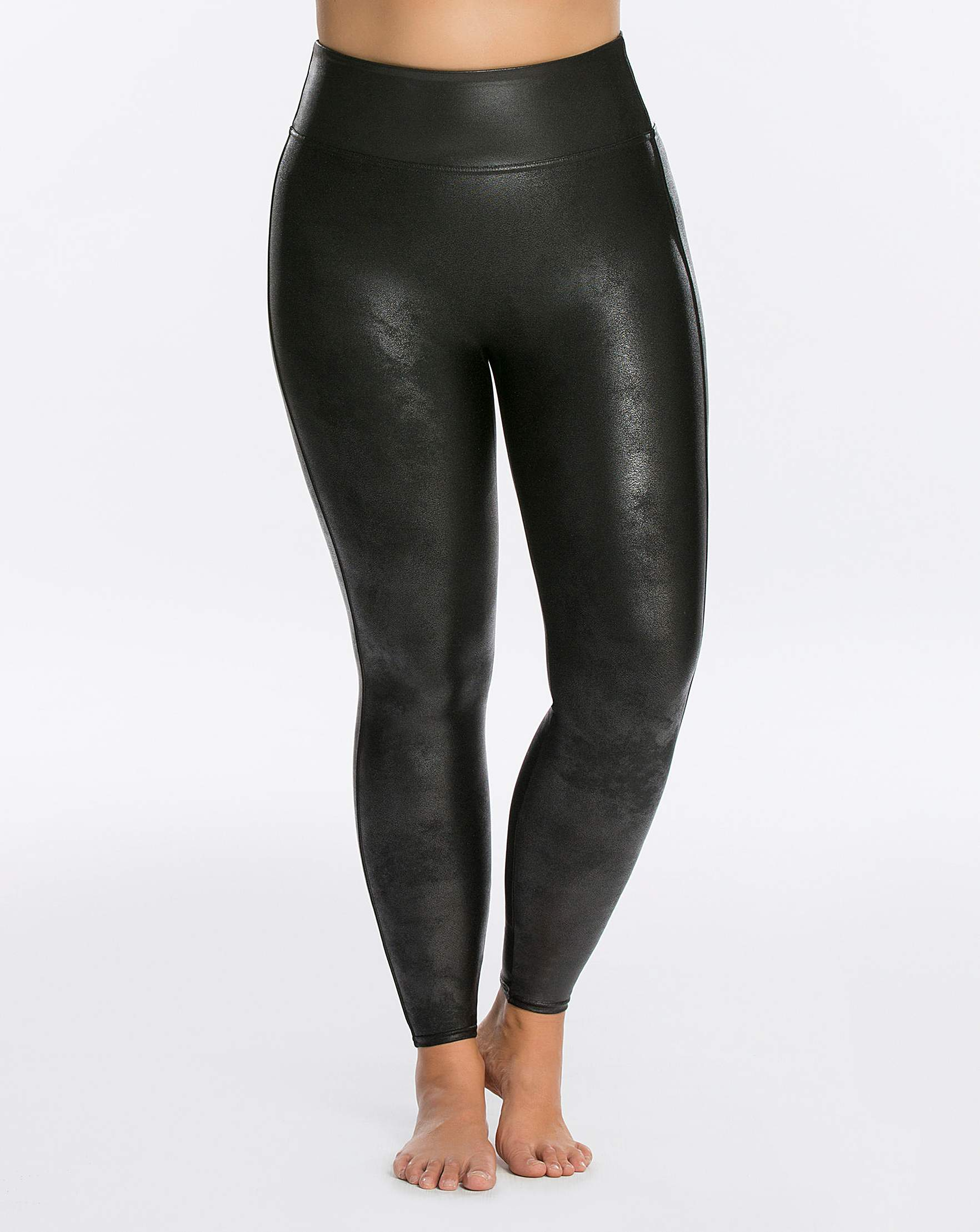 058162b65cd3a2 Spanx Faux Leather Leggings | Simply Be