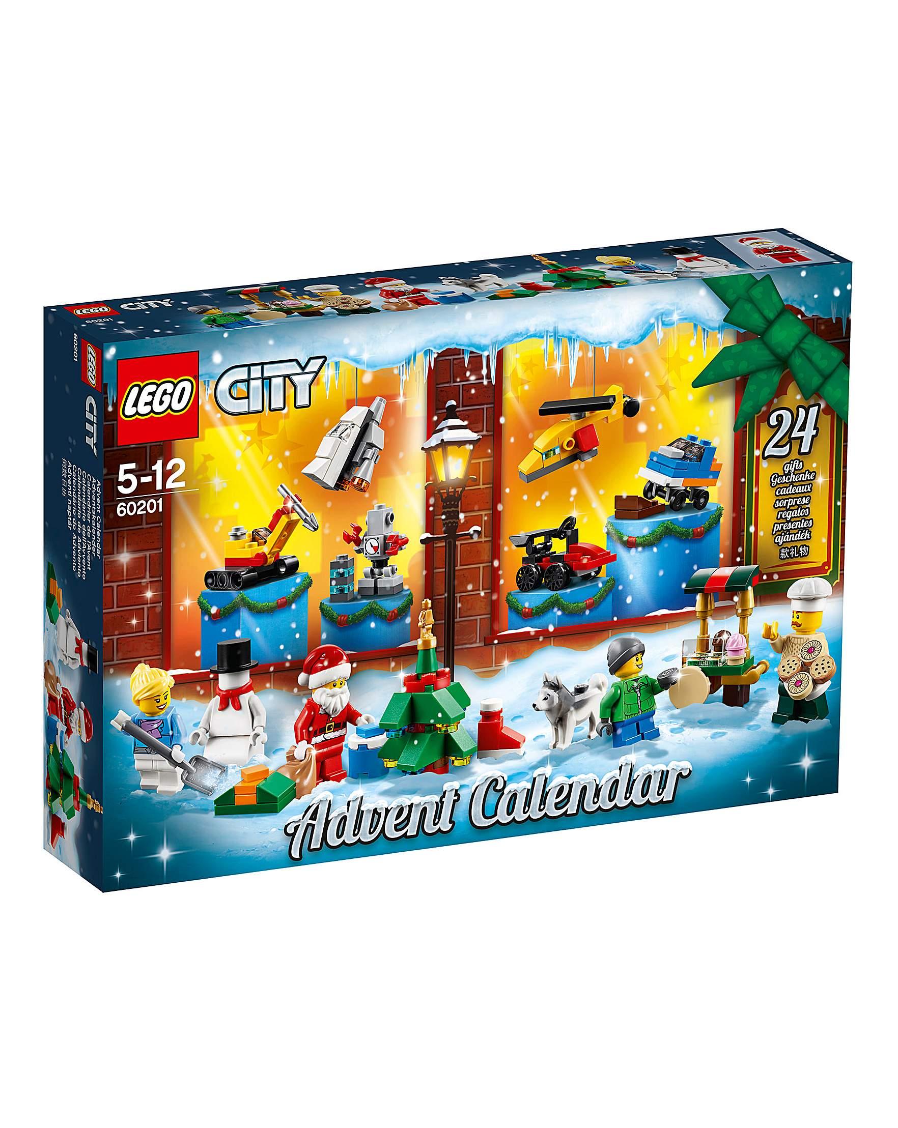 converse naptár LEGO City Advent Calendar | J D Williams converse naptár