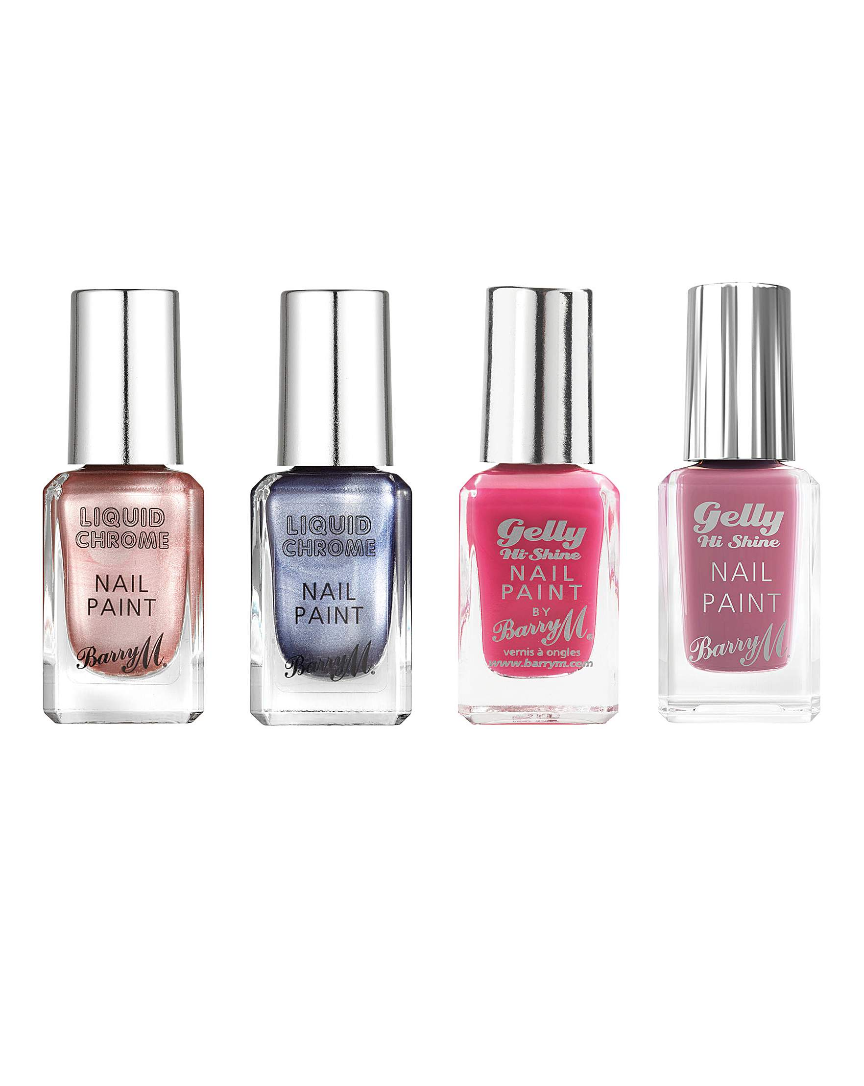 Gelly Nail Polish