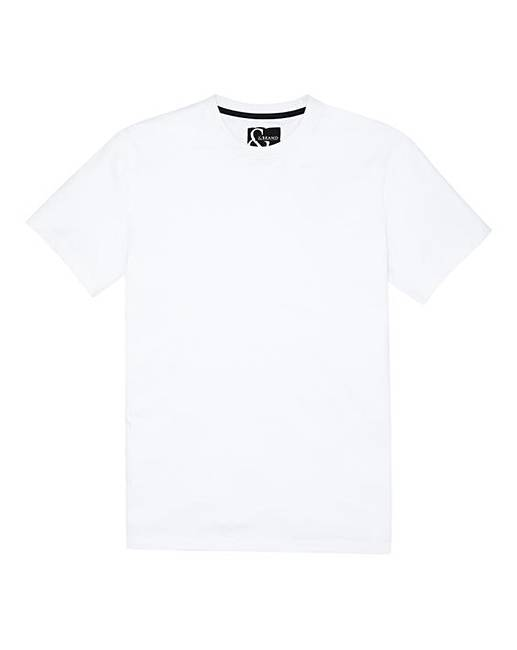 &Brand Mighty Crew Neck T-Shirt