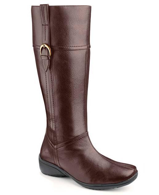 577d58a304b8 Legroom Boots EEE Fit Standard Calf