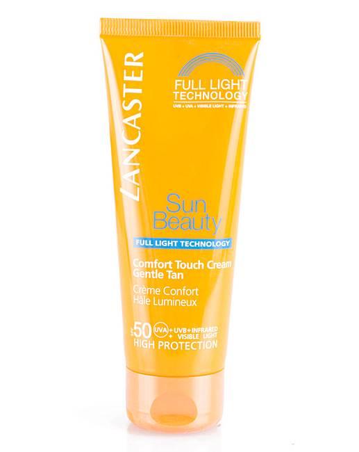 641d88027427 Lancaster Sun Face Comfort Cream SPF50   Simply Be