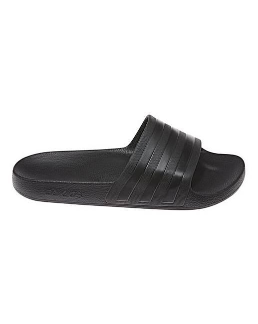 9cff2be6817 adidas Adilette Aqua Sliders | 10