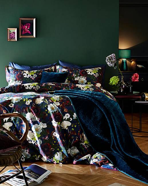 Freya 100 Cotton Duvet Cover Set Home Beauty Gift Shop
