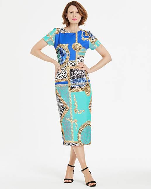 Printed Bodycon Dress supplier