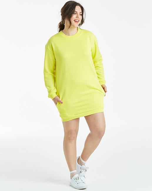 Sweat Dress by Fashion World