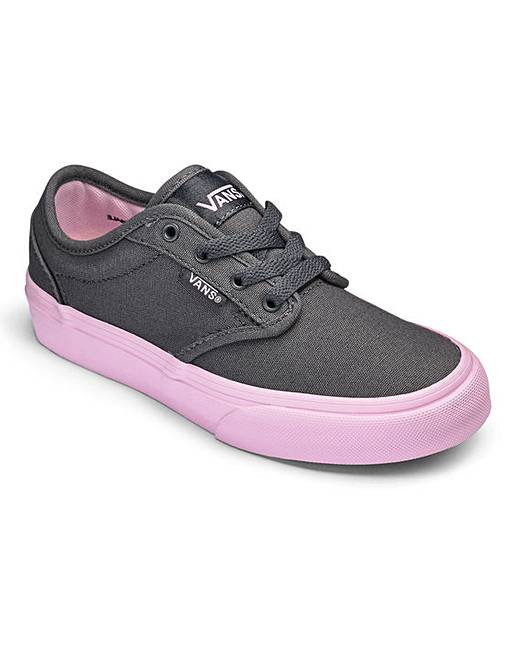 8822a33afd600d Vans Junior Atwood Trainers