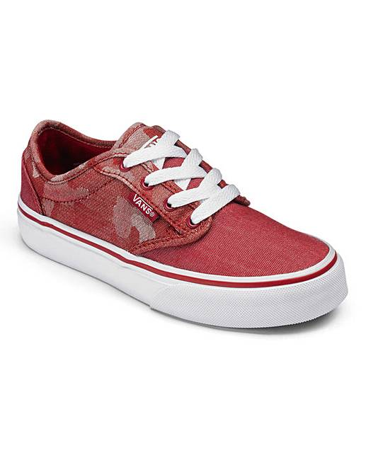 a495903c09 Vans Junior Atwood Trainers