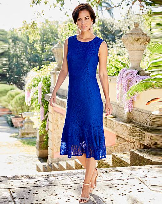 7704ee6dda08 Joanna Hope Lace Dress
