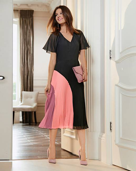 6fb1b6e0c6b Together Pleat Skirt Dress