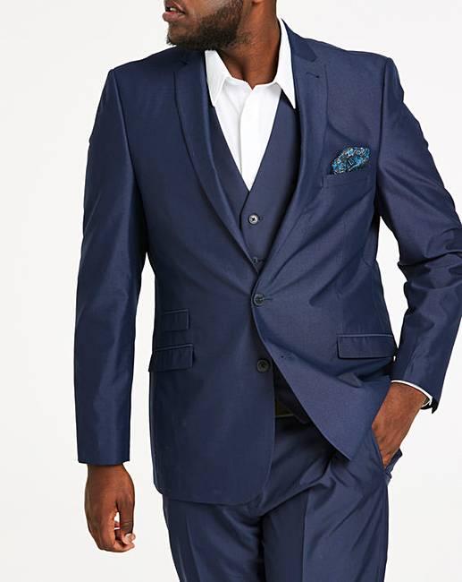 9bf71ac737d Blue Tonic Suit Jacket