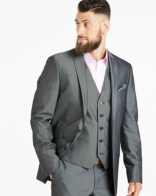 7d287196e83 Charcoal Tonic Suit Jacket