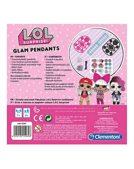 LOL Surprise Glam Pendants | Oxendales