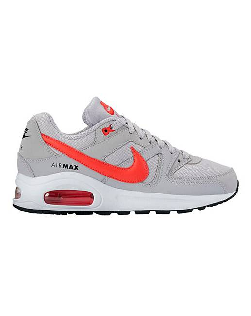 ece4ddb1e6f Nike Air Max Command Junior Trainers