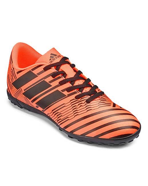 f8cd3aec92e5 adidas Nemeziz 17.4 TF Junior Boots