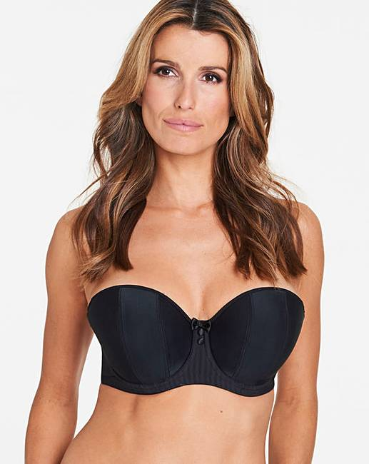 a7a13645ca8bf Curvy Kate Luxe Multiway Black Bra
