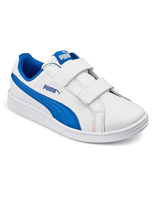 846d7913a34 Puma Smash Fun Pre School Trainers