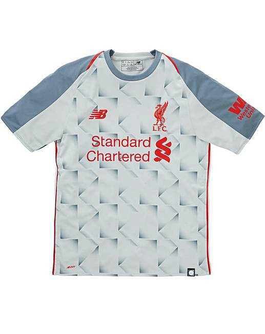 huge selection of bbfe1 a33d4 New Balance Liverpool FC 3rd Jersey