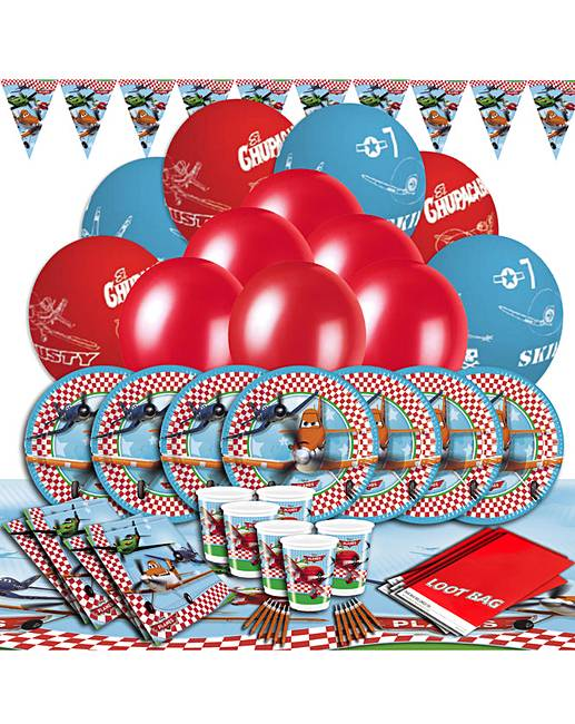 18d0776f1ed3 Disney Planes Ultimate Party Kit for 16