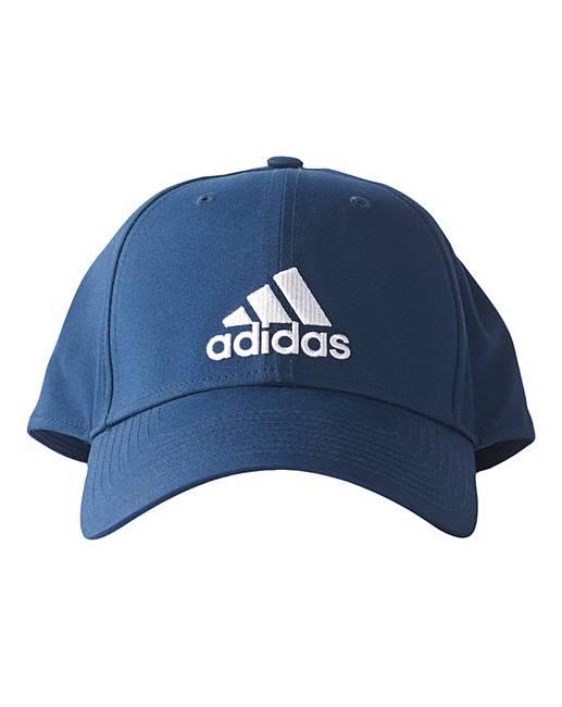 adidas Logo Baseball Cap  59be6bdeab4