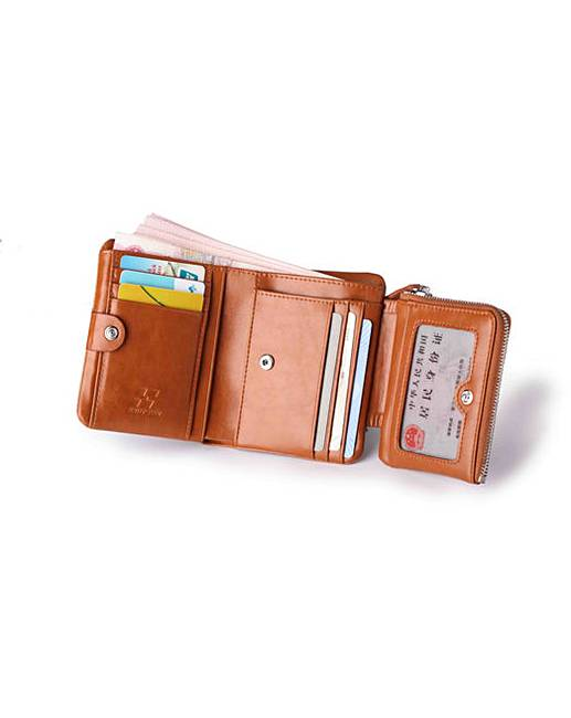 Nice Hautton Leather Wallet for cheap