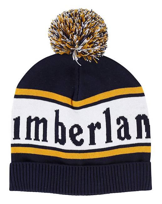 6bfd51a6bd8 Timberland Boys Bonnet Beanie Hat