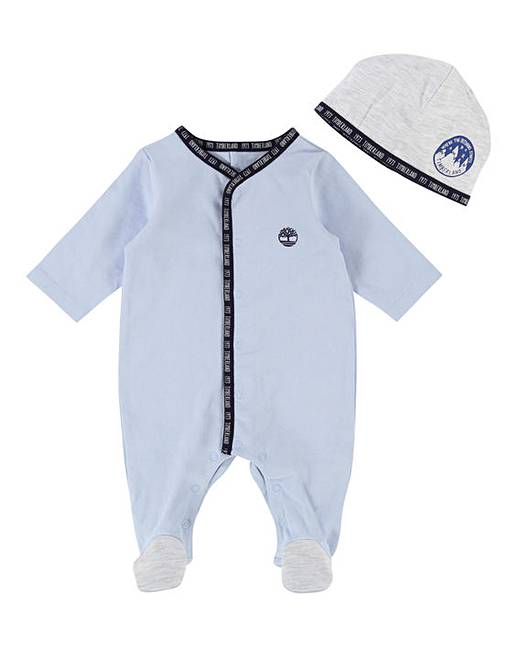 Timberland Sleepsuit Gift Box Set  6617bd1255a