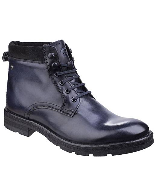 fb7a0a05128 Base London Panzer Washed Work Boot