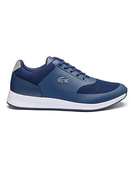 eb6bb13a3 Lacoste Chaumont Lace Trainers