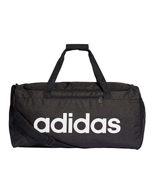 e297ae7cf2ac adidas Linear Medium Duffle Bag