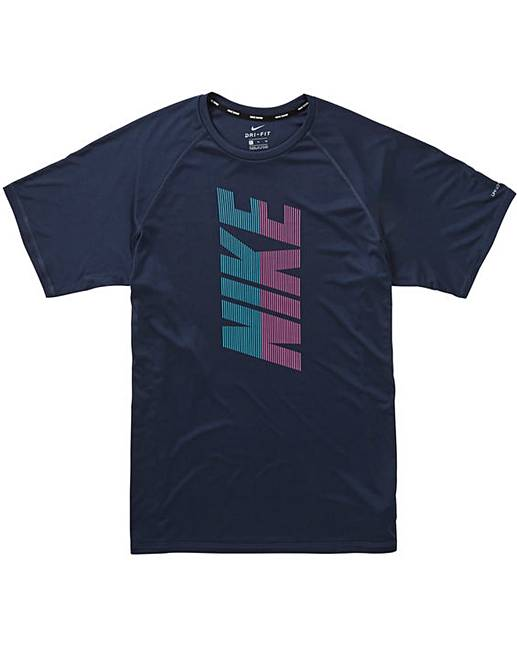 be2b26291 Nike Short Sleeve Hydroguard T-Shirt | Oxendales