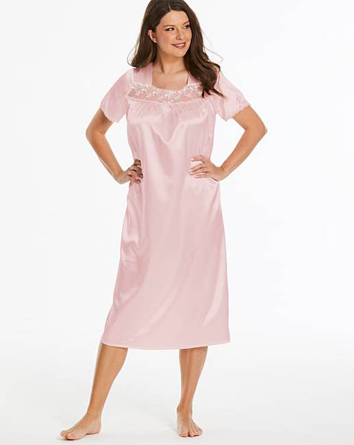 1196dd310b Pretty Secrets Satin Nightdress
