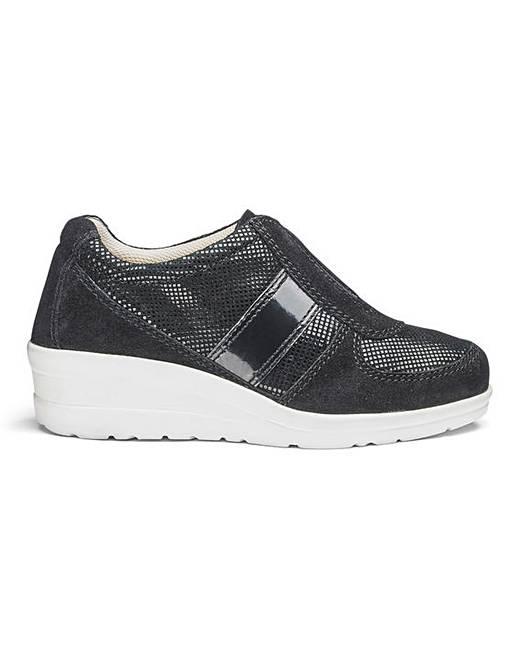 31b0c3a0299 Heavenly Soles Leisure Shoes E Fit
