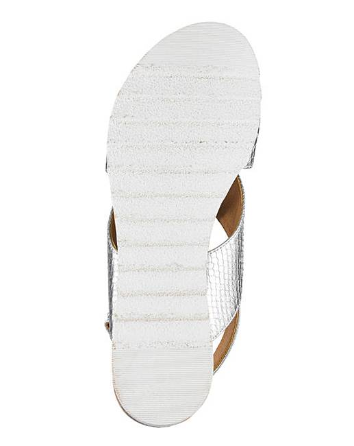 05705fb0521 Cushion Walk Crossover Sandals Wide E Fit. Click to view  Cushion Walk   products. Purchased 12 times in the last 48 hrs.