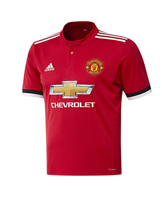 reputable site adcbc b1452 Manchester United Replica Home Jersey