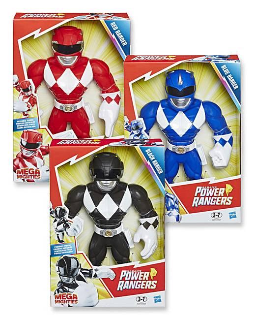 Power Rangers Christmas Jumper.Power Rangers Mega Mighty Assortment