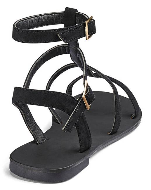 49127751bd3 Sofia Gladiator Sandal Extra Wide EEE Fit. Rollover image to magnify